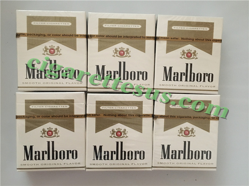 Chicago Cigarettes Prices Cartons Marlboro Gold Short Cigarettes 3 Cartons